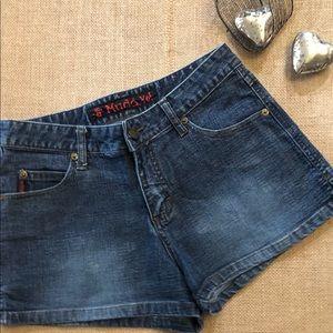 Mudd Blue Jean Shorts Size5